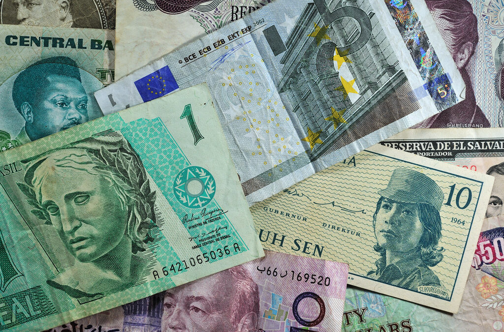 The Making of a Strong International Currency
